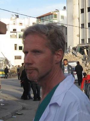 Harald Veen, FRCSEd