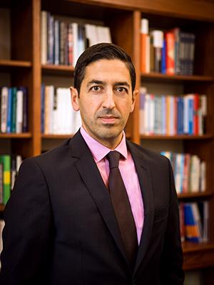 Prof. Sandro Galea